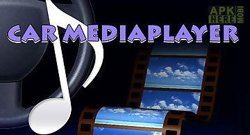 Car mediaplayer