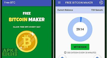 Bitmaker - free bitcoin for Android free download at Apk Here store