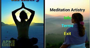 Meditation artistry