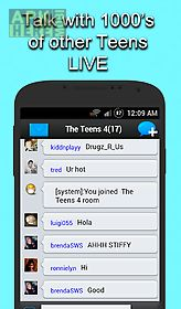 For our teen chat rooms #2