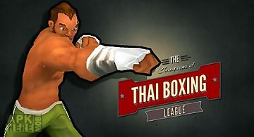 The champions of thai boxing lea..