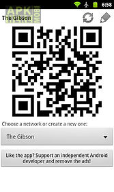 Wifi qr share for Android free download at Apk Here store