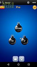 boom!!! quiz game
