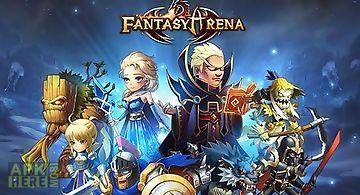 Fantasy arena