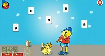 Rompompom ik leer letters altern..