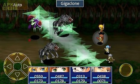 Rpg eve of the genesis hd for Android free download at Apk Here