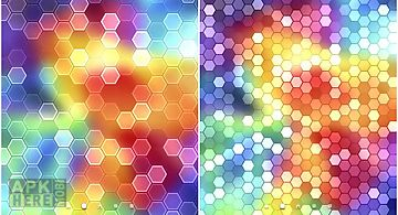 Hex Cells Live Wallpaper For Android Free Download At Apk Here Store
