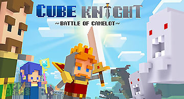 Cube knight: battle of camelot
