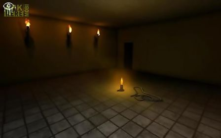 eyes - the horror game adentire spectrum