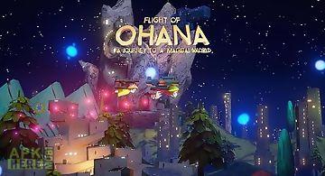 Flight of ohana: a journey to a ..