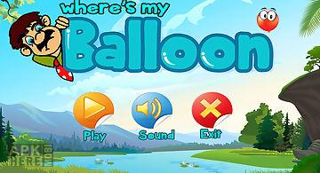 Free casual game - wheres my bal..