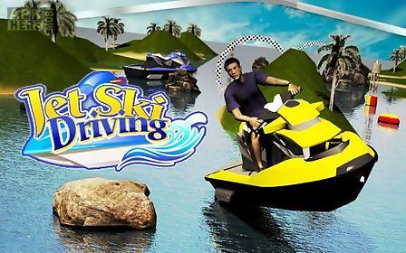 jet ski driving simulator 3d