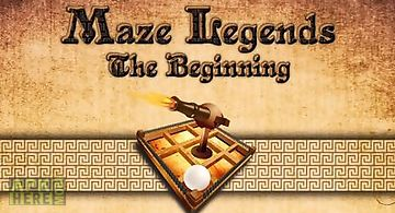 Maze legends the beginning
