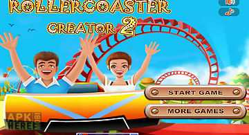 Rollercoaster creator 2game