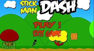 Stick man dash