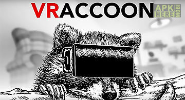 Vraccoon: cardboard vr game
