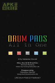 all-in-one drum pads