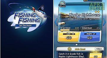Fishing fishing: set the hook!