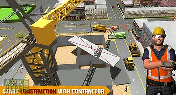 City construction town builder