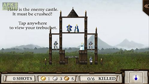 crush the castle by namco