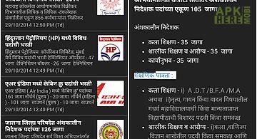 Majhinaukri free job alerts.