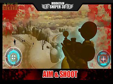 mountain war modern sniper 3d