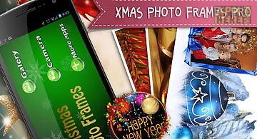 Xmas photo frames pro