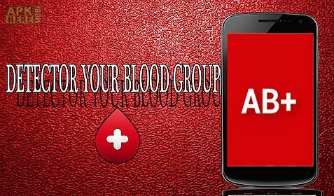 blood group tester prank