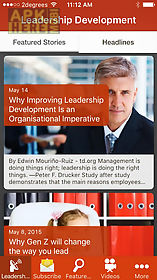 leadership development app