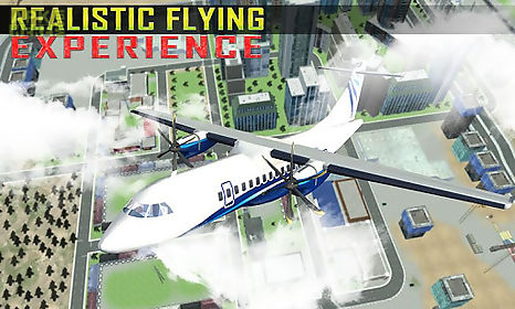 Plane simulator for Android free download at Apk Here store