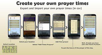 Salat-prayer times qibla adhan