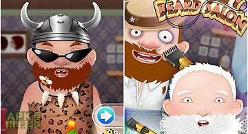 Crazy beard salon - free games