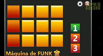 Máquina de criar funk