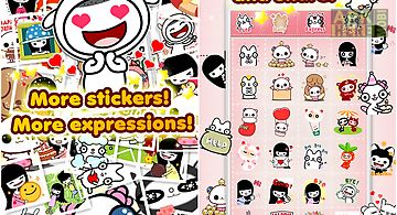 My chat sticker emoji 2