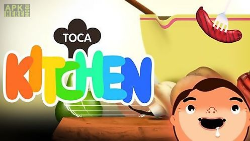 toca: kitchen
