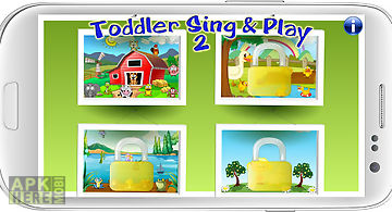 Toddler sing and play 2