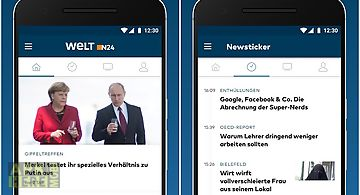Enca news for Android free download at Apk Here store