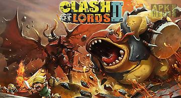 Clash of lords 2: español