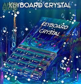 crystal sea keyboard