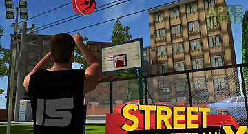 Street basketball x - usa 3d