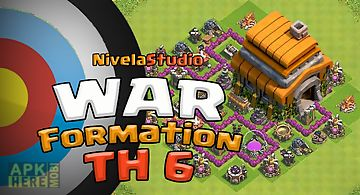 Top war strategy coc th6