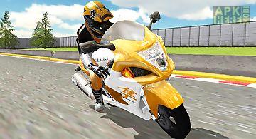 Track rider turbo