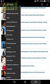 the celebrities rss