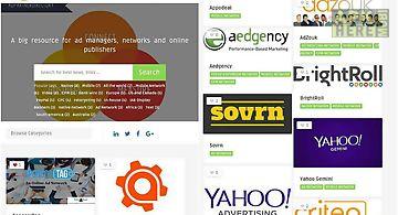 Ad network directory - ad partne..