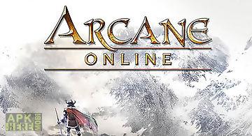 Arcane online