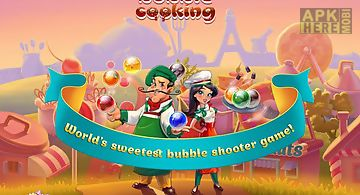 Bubble cooking adventure