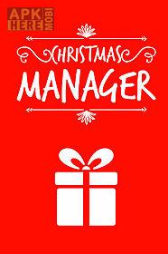 christmas manager