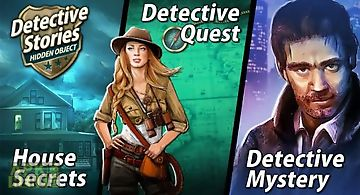 Detective stories: hidden object..