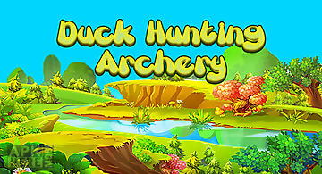 Duck hunting archery