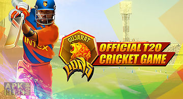 Gujarat lions t20 cricket game